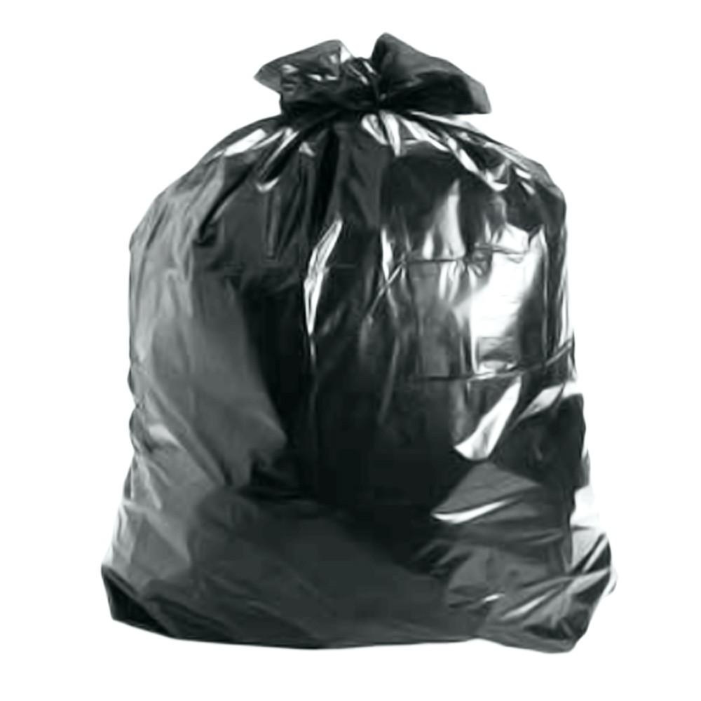 Saco Lixo 40lt Preto c/100 - Lixo PNG