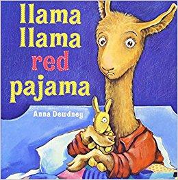 Llama Llama Red Pajama PNG - 61224
