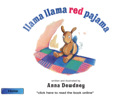 Llama llama Red Pajama Interactive Story Time (2011 read for the record) PlusPng.com  - Llama Llama Red Pajama PNG