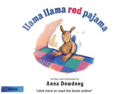 Llama Llama Red Pajama PNG - 61225