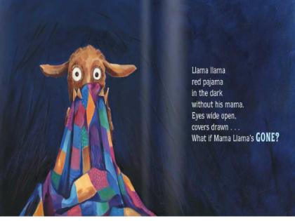 Llama Llama Red Pajama PNG - 61223