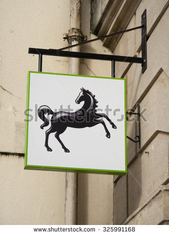 Andover, High Street, Hampshire, England - October 10, 2015: Lloyds local - Lloyds Banking Vector PNG