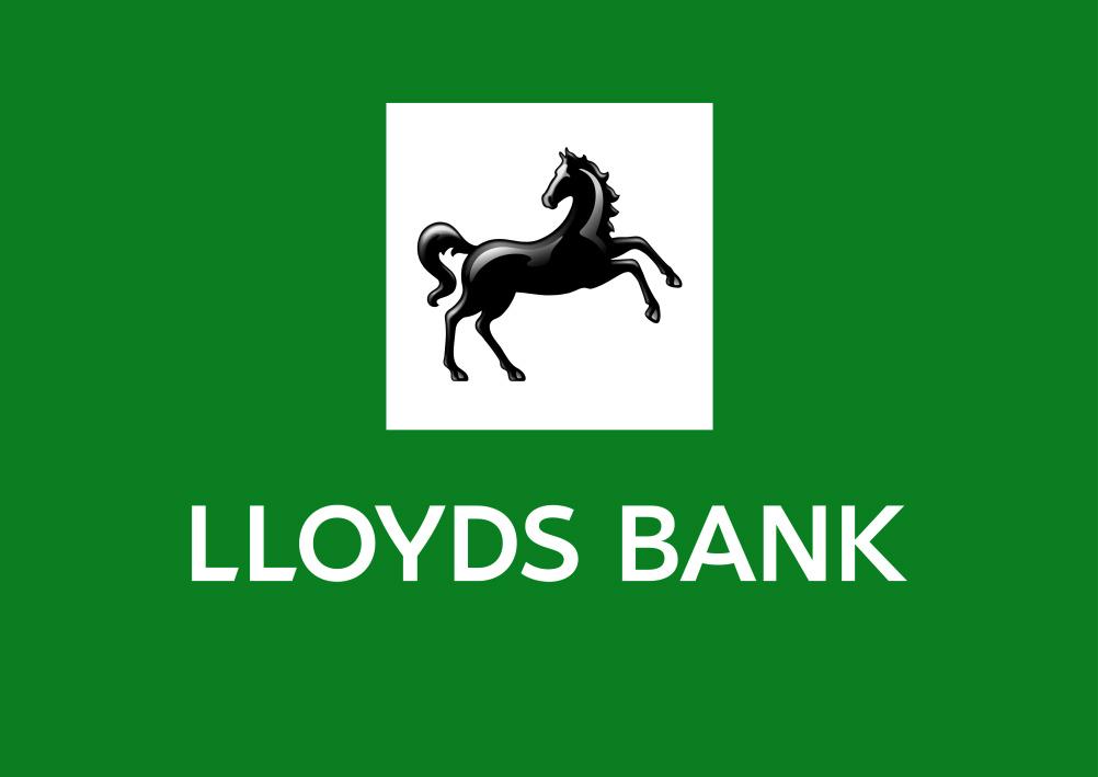 Lloyds Bank branding by Rufus Leonard - Lloyds Banking Vector PNG
