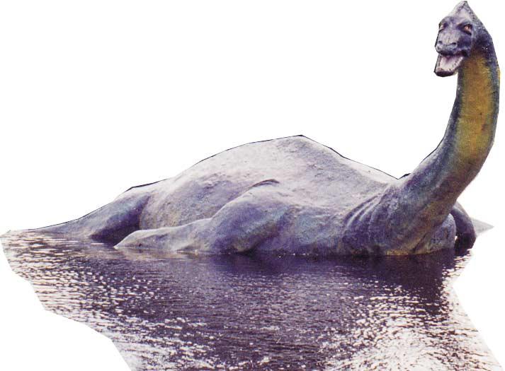 Loch Ness Monster PNG - 70686