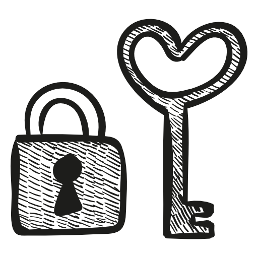Similar Icons Lock Key Read More About Key And Lock Icon Wallpaper -  Gallery Lock Keys - Lock Keys Facts PNG