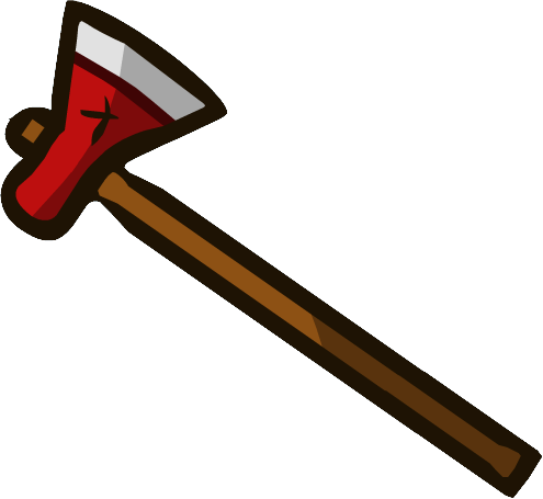 Log Splitting Axe.png - Axe PNG