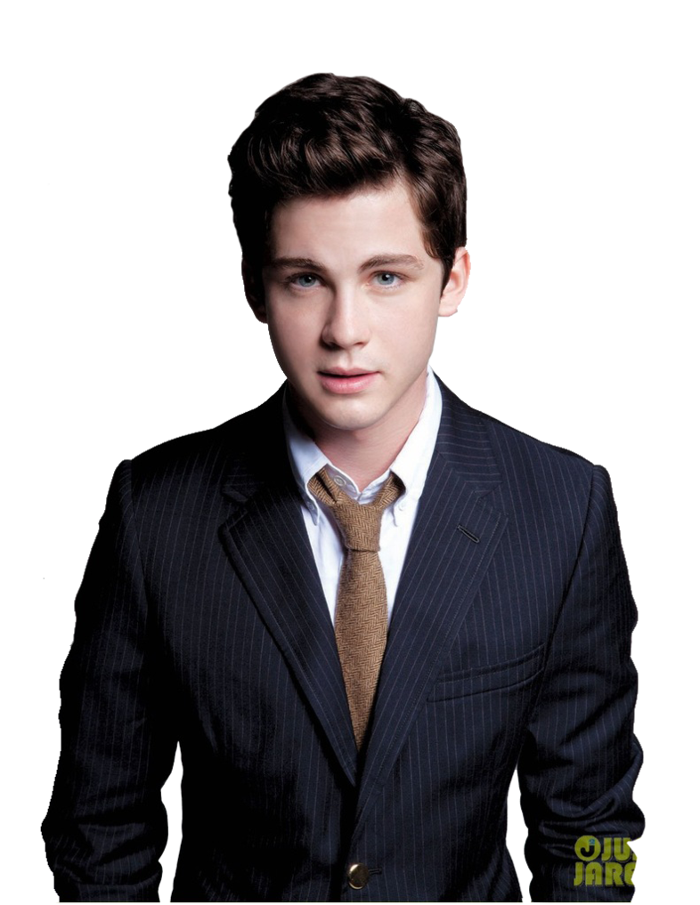 Logan Lerman PNG