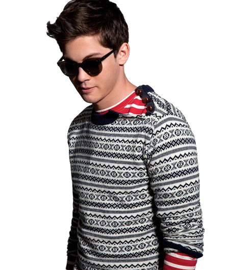 Logan Lerman PNG Transparent - Logan Lerman PNG