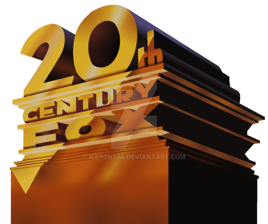 20th Century Fox Golden Structure by IcePony64 PlusPng.com  - Logo 21st Century Fox PNG