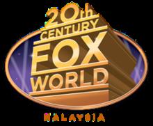 Twentieth Century Fox World logo.png - Logo 21st Century Fox PNG