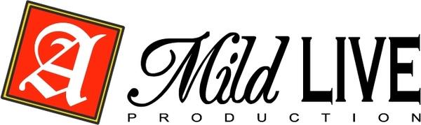 A Mild Live Production - Logo A Mild Live Production PNG