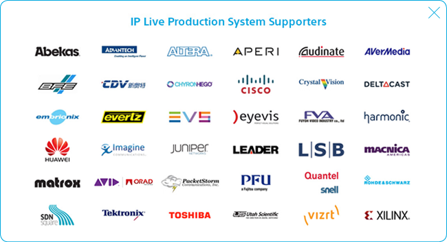 Supported 3rd Party Brands - Logo A Mild Live Production PNG