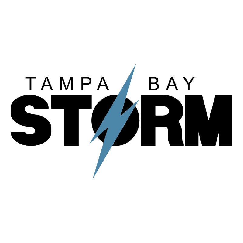 Tampa Bay Storm - Logo A Mild Live Production PNG