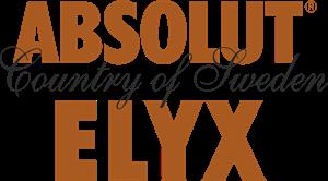 Absolut Elyx Logo - Logo Absolut PNG