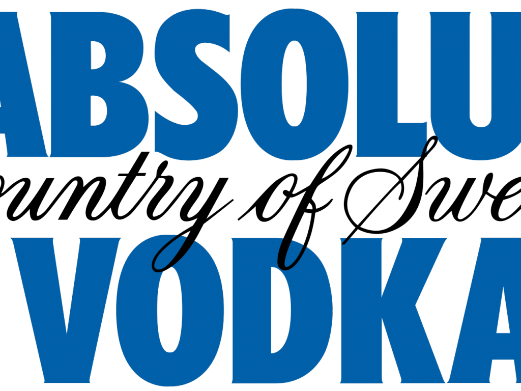 Absolut Vodka Vector Logo » Absolut Vodka Vector Logo - Logo Absolut PNG