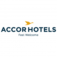 Logo of Accor Hotels · Hotels France - Logo Accor Air France PNG