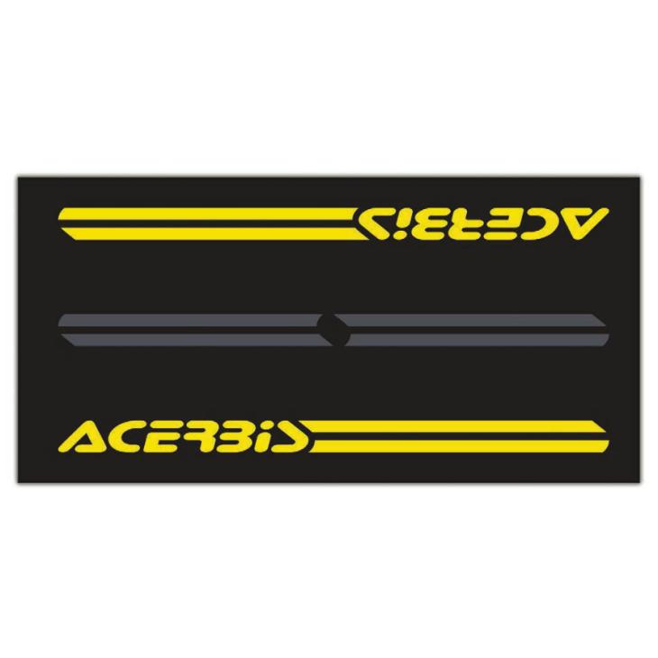 Acerbis 100 X 200 Cm Moto Carpet | GreenlandMX - Off Road Online Shop:  Enduro, Motocross, Supercross And Trial - Logo Acerbis Moto PNG