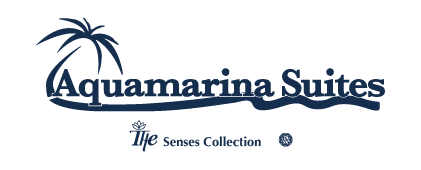 Hotel Aquamarina Suites THe Senses Collection - Logo Acquamarina Hotel PNG