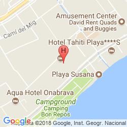Map AQUA HOTEL AQUAMARINA u0026 SPA - Logo Acquamarina Hotel PNG