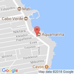 Map AQUAMARINA - Logo Acquamarina Hotel PNG