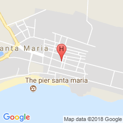 Map AQUAMARINA SUITES - SELF-CATERING - Logo Acquamarina Hotel PNG