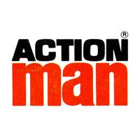 Action Man - Logo Action Man PNG