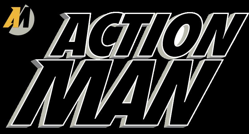 ACTION MAN BRAND 1 - Logo Action Man PNG