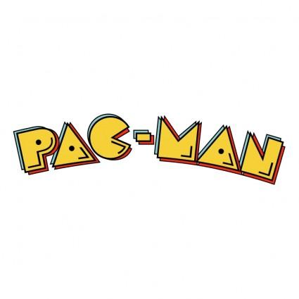Pac man. eps PlusPng pluspng.com - Action Man Logo Vector PNG - Logo Action Man PNG