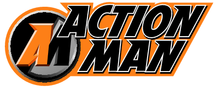 Report - Logo Action Man PNG