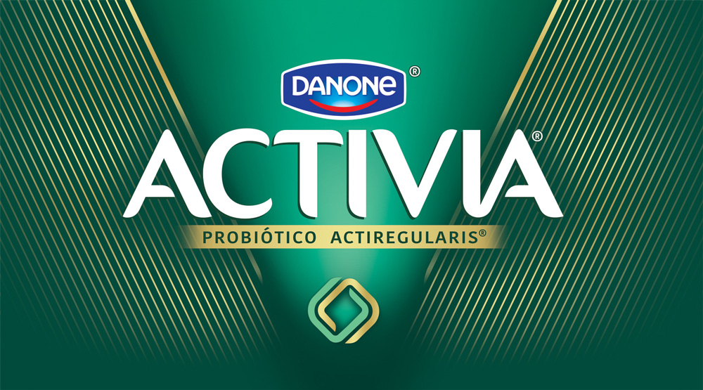 New Logo And Packaging For Activia By Futurebrand - Logo Activia PNG