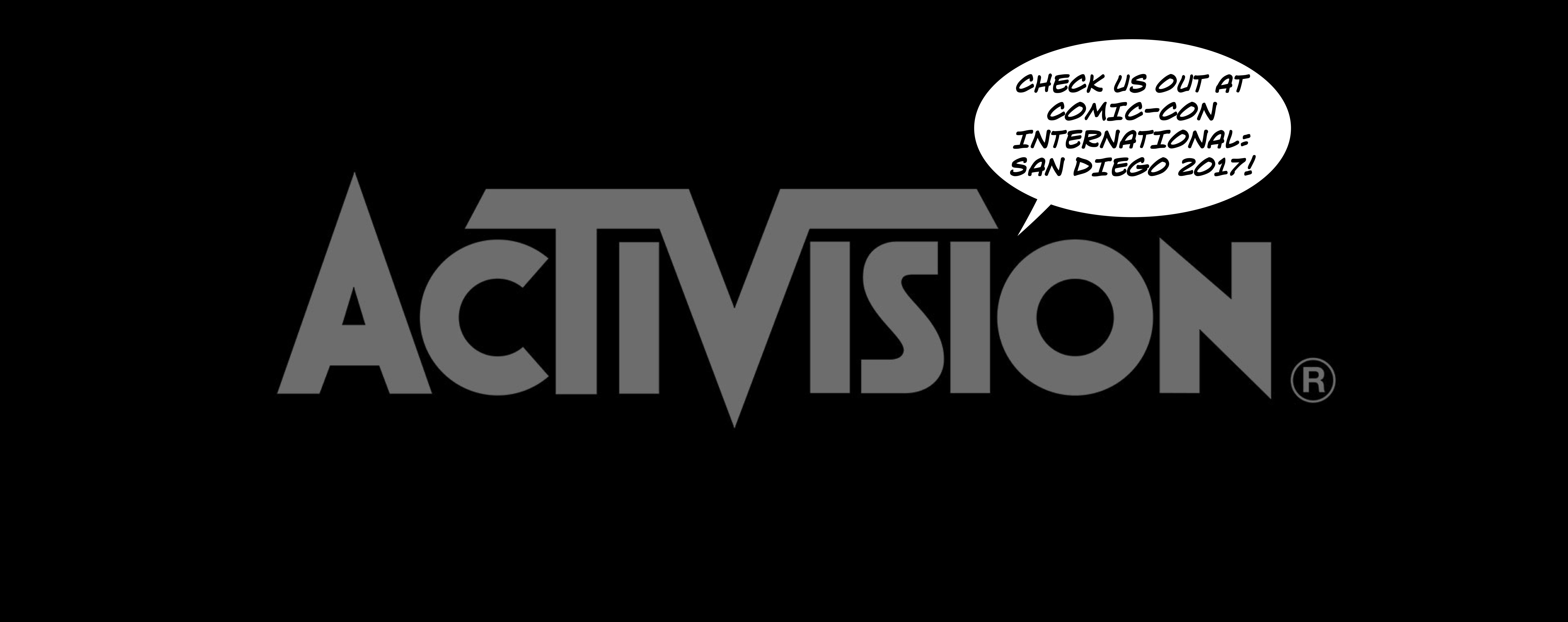 logo activision png transparent logo activisionpng images