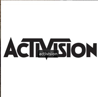 Logo Activision PNG - 97379