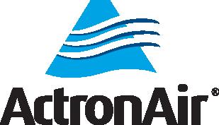 Logo Actron Air PNG
