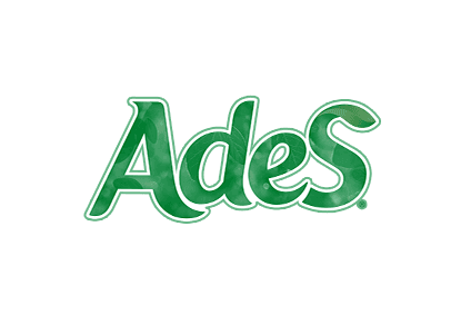 AdeS is a soy-based beverage company, based in Latin America - Logo Ades PNG