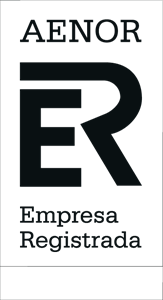 AENOR Logo - Logo Aenor Black PNG