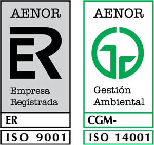 Aenor Logo Vector - Logo Aenor Black PNG