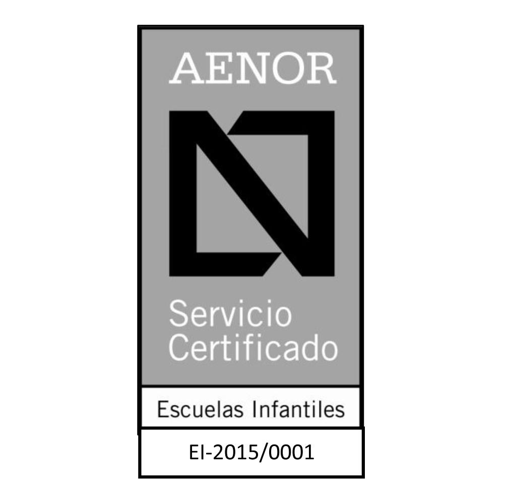 Certificaciu00f3n AENOR - Logo Aenor Black PNG