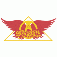 Aerosmith - Logo Aerosmith Route PNG