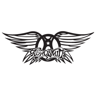 Aerosmith logo vector . - Logo Aerosmith Route PNG