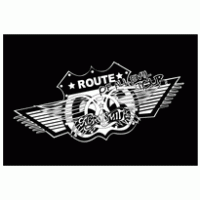 Aerosmith Route. Aerosmith Gems Logo - Logo Aerosmith Route PNG