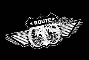 Aerosmith Route Logo - Logo Aerosmith Route PNG