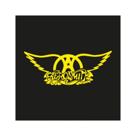 Aerosmith Vector - Logo Aerosmith Route PNG