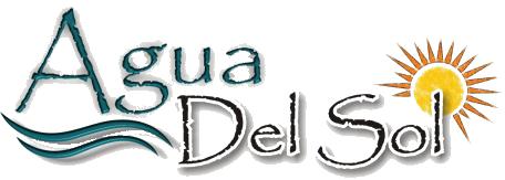 Agua Del Sol 602-437-0216 PlusPng.com  - Logo Agua Sol PNG