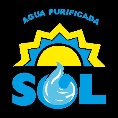 Agua Sol vector logo . - Logo Agua Sol PNG