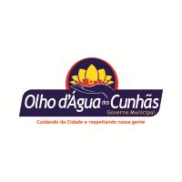 PREFEITURA OLHO D´ÁGUA DAS CUNHÃS Logo Vector - Logo Agua Sol PNG