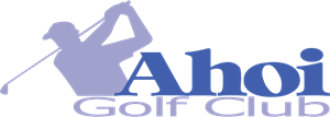 Ahoi Golf Club Logo Vector - Logo Ahoi Golf Club PNG