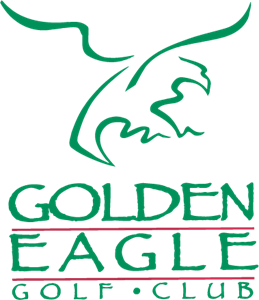 Golden Eagle Golf Club Logo Vector - Logo Ahoi Golf Club PNG