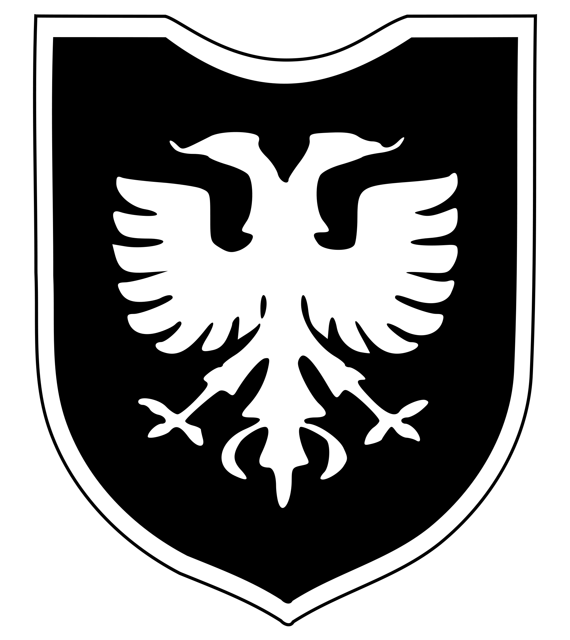 Logo Albanain Eagle PNG - 100099