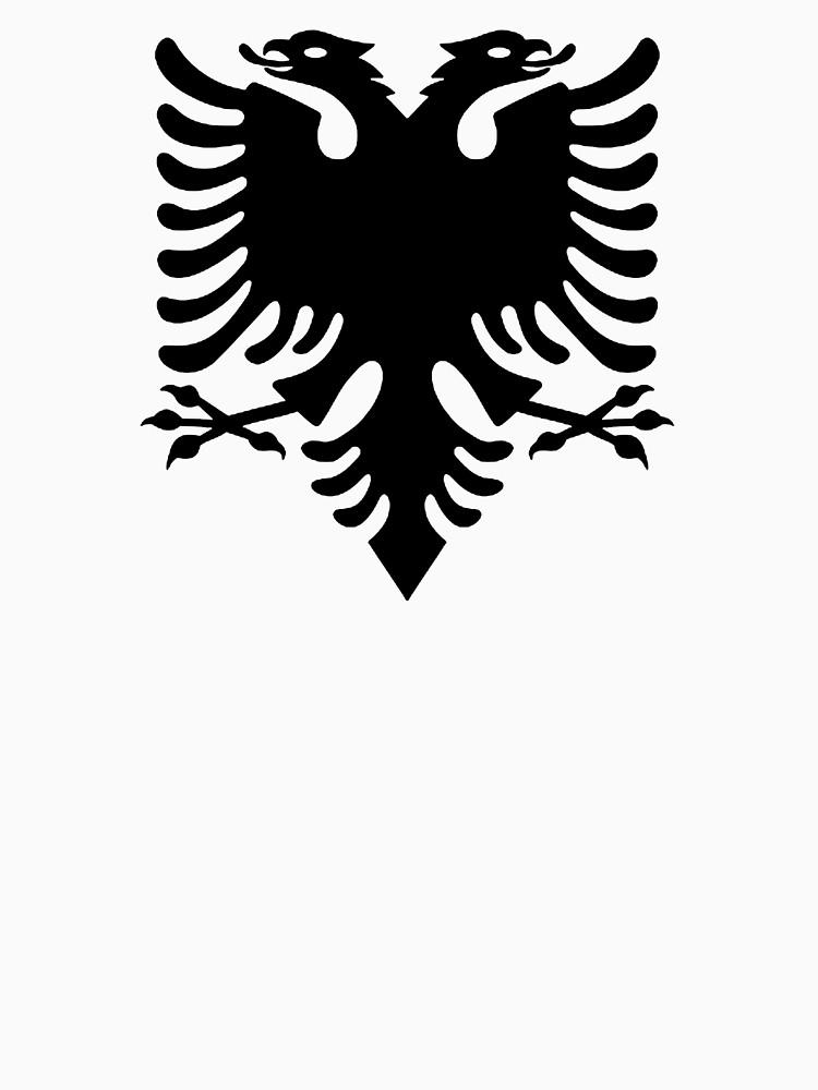 Logo Albanain Eagle PNG - 100100