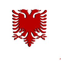 Logo Albanain Eagle PNG - 100093